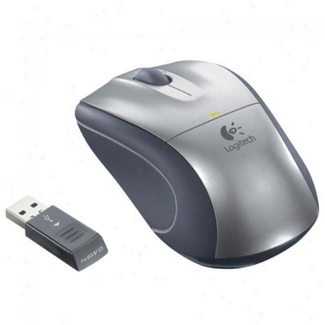 Loogitech V320 Cordless Optical Mouse