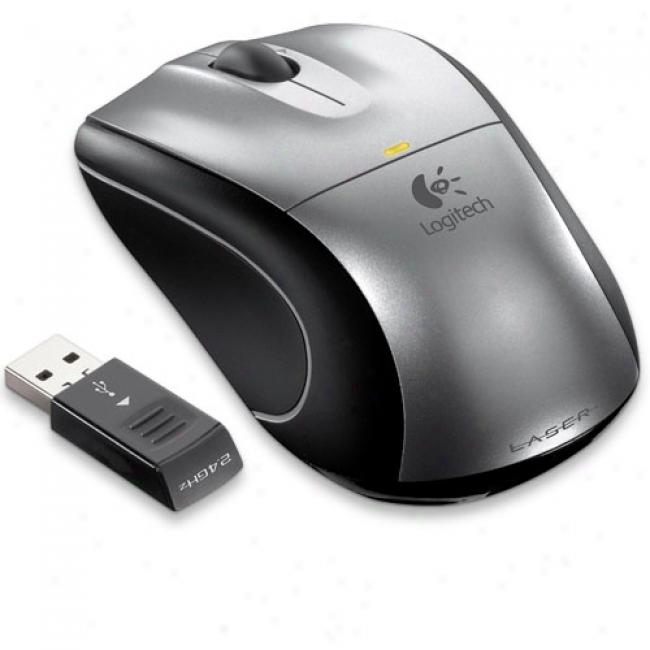 Logitech V450 Laser Cordless Mouse For Notebook, 931669