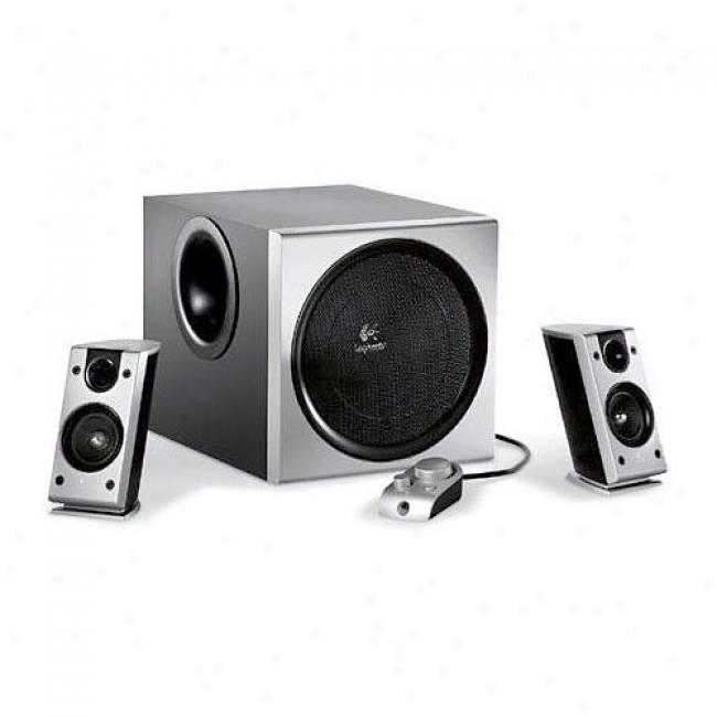 Logitech Z-2300 2.1 Thx-certified Speakers