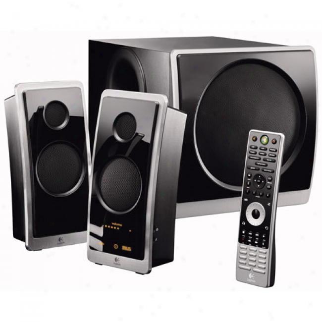 Logitech Z Cinema Advanced Pc Surround Sound System