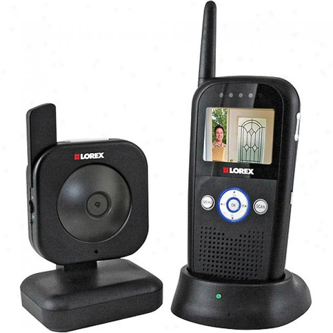 Lorex Digital Wireless 4-channel 2.4