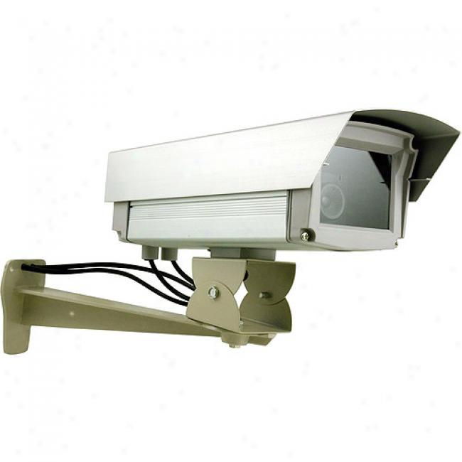 Lorex Simulated Outdoor Surveillance Camera
