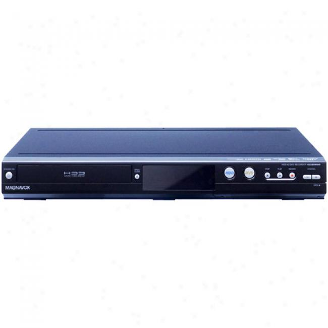 Magnavox 160gb Dvd Recorder With Digital Tuner