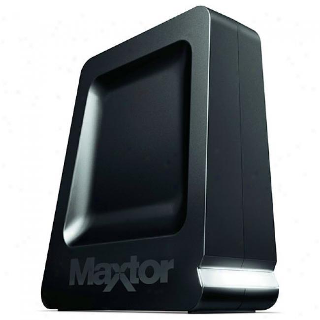 Maxtor 500gb Usb 2.0 Exterrnal Hard Drive