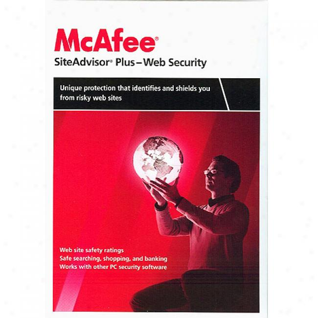 Mcafee Site Advisor 2009 (pc)