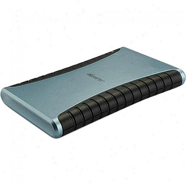 Memorex 320gb Usb Had Drive - Caribbean Blue