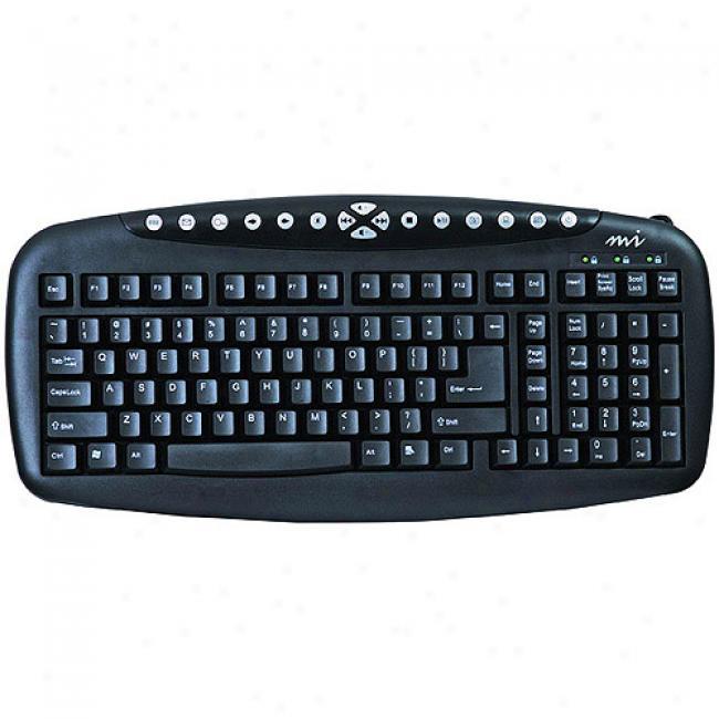Micro Inovations Internet Access 120-key Pro Keyboard