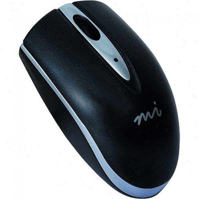 Micro Innovations Mid-size Wireless Optcial Mouse