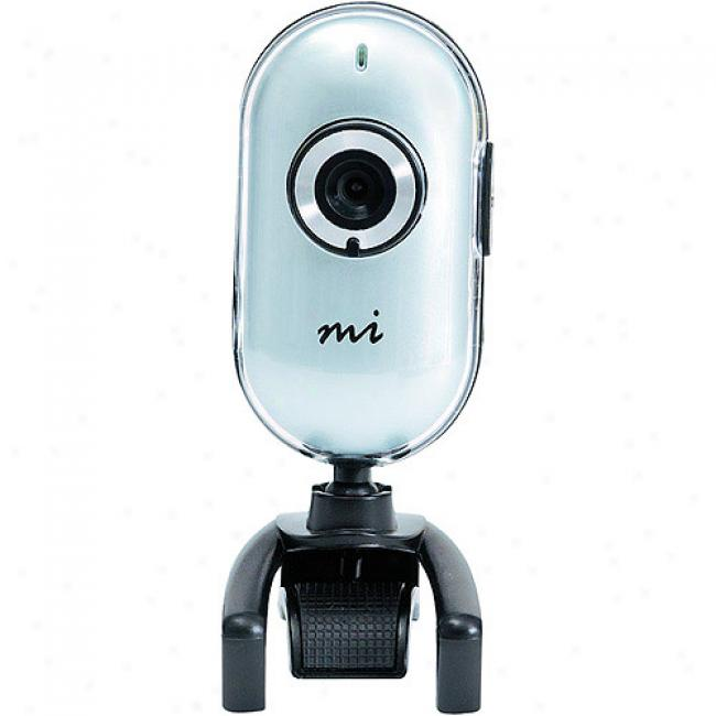 Micro Innovations Zoom 2.0 Webcam