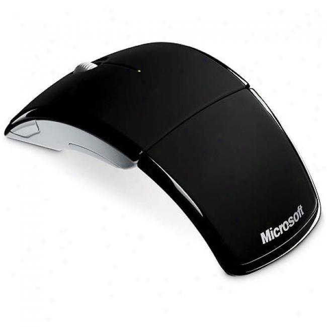 Microsoft Arc Black Mouse