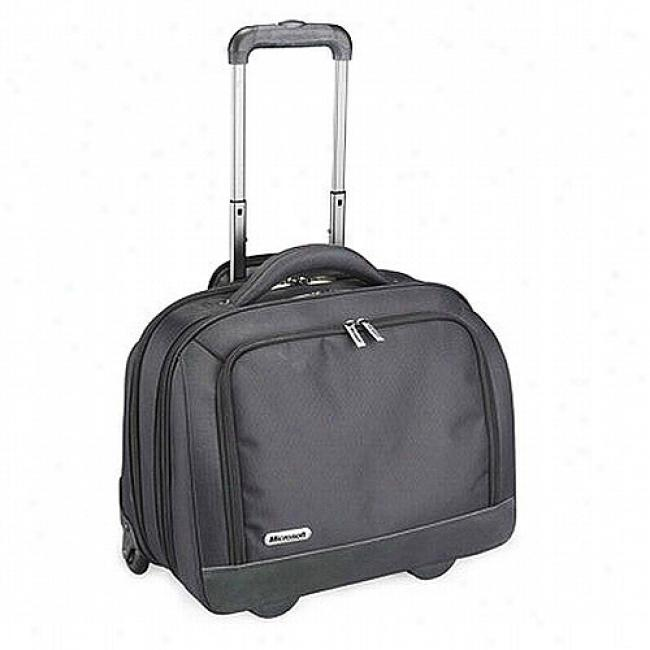 Microsoft Laptop Roller Bag, Destination