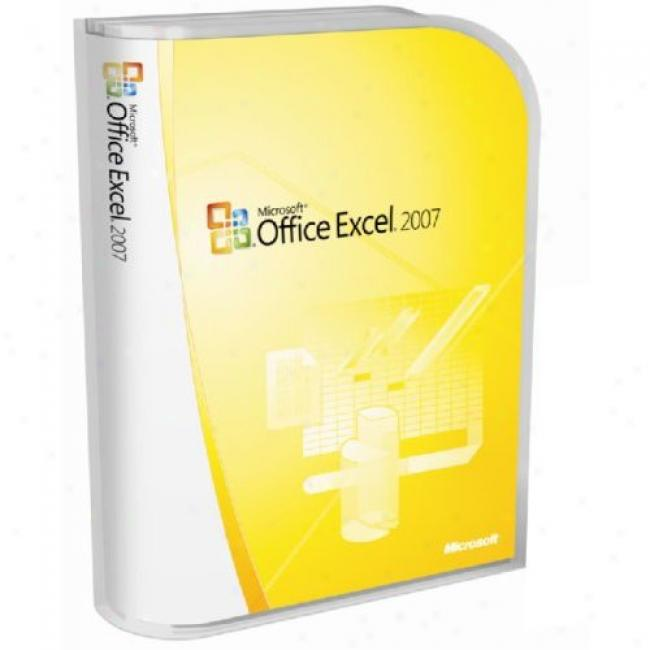 Microsoft Office Excel 2007, Upgrade