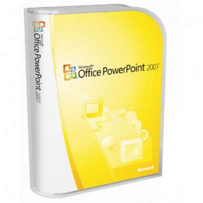 Microsoft Office Powerpoint 2007, Upgrade