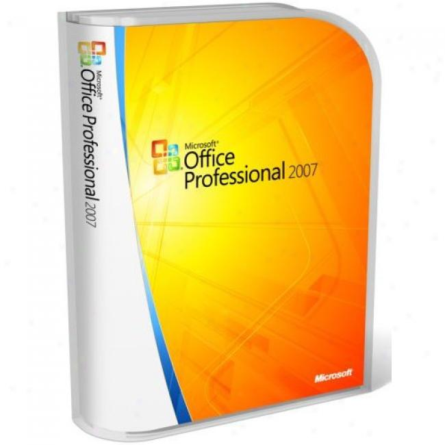 Microsoft Office Professional 2007, Full Version