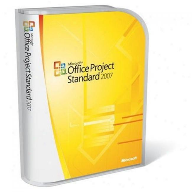 Microsoft Office Project Support 2007