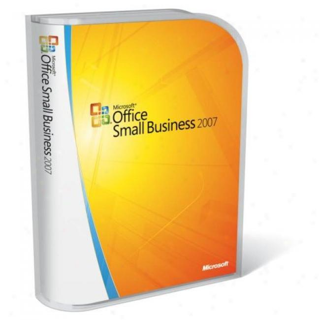 Microsoft Office Small Bsuiness 2007, Full Version
