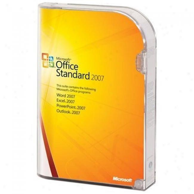 Microsoft Office Standard 2007, Full Version