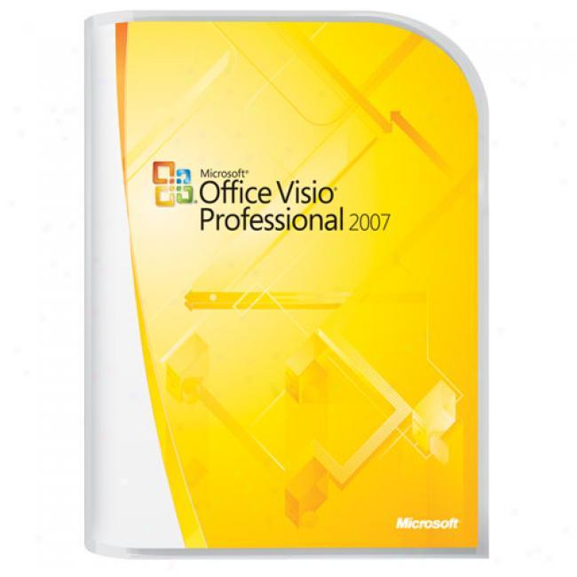 Microsoft Office Visio Professional 2007