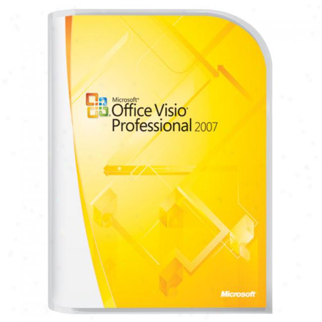 Microsoft Office Visio Professional 2007, Upgrade