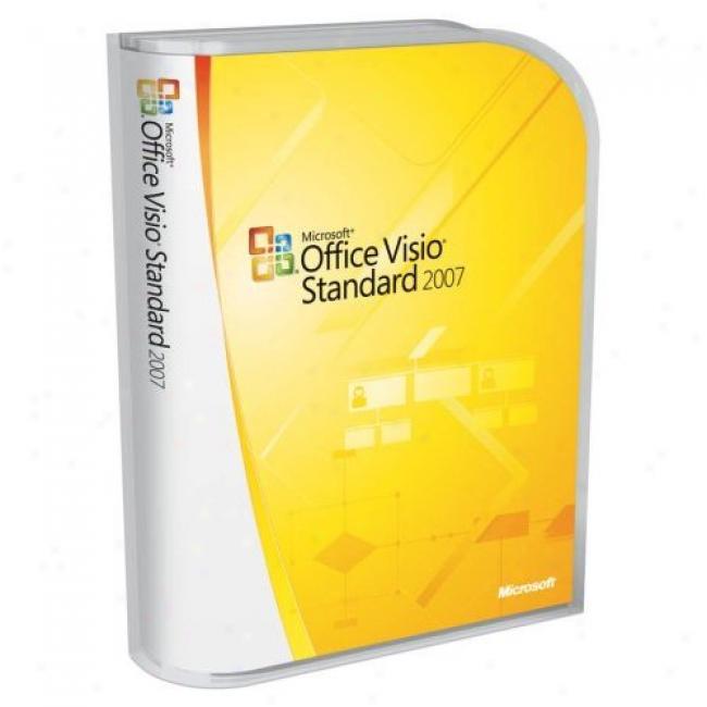 Microsoft Office Visio Standard 2007, Uprade