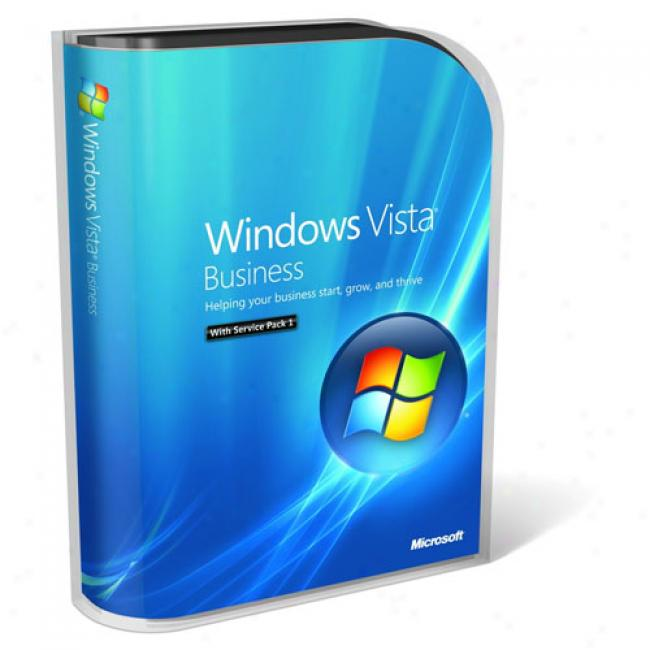 Microsoft Windows Vista Business Service Gang 1