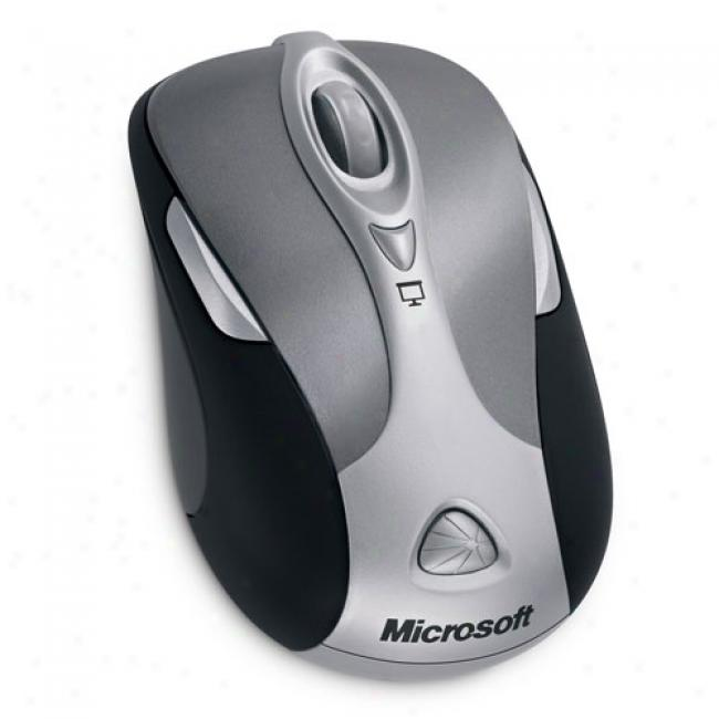 Microsoft Wireless 8000 Notebook Bluetooth Presenter Mouse With Bult-in Laser Poinetr