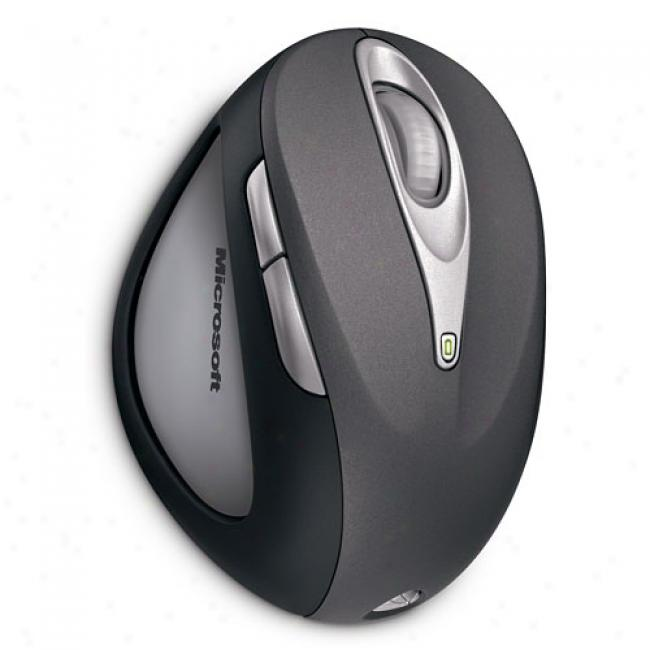 Microsoft Wireless Natural Laser Mouse 6000