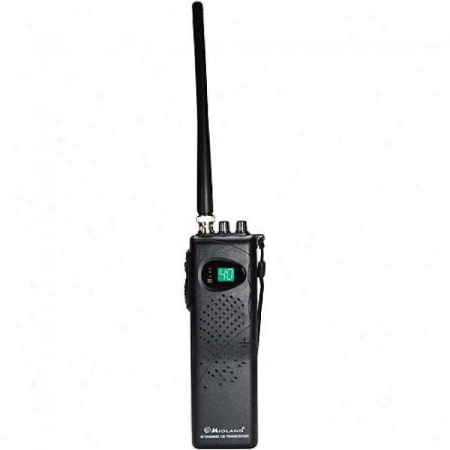Midland 40-channel Handheld Cb Radio