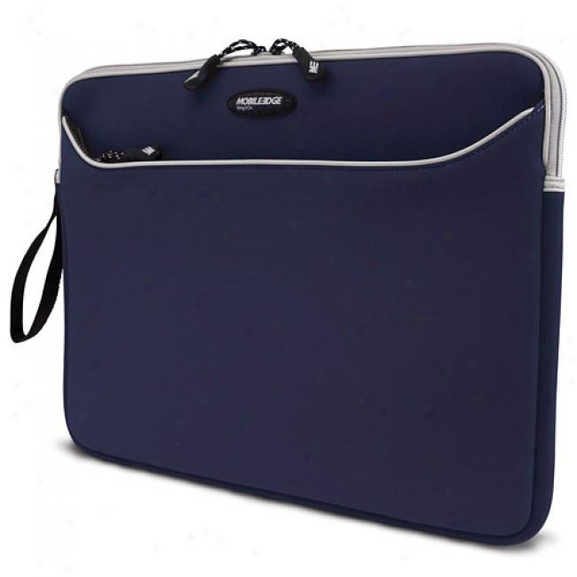 Mobile Esge Large Slipsuit Case, Navy Blue