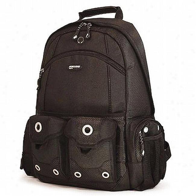Mobile Edge The Edge Backpacm, Black