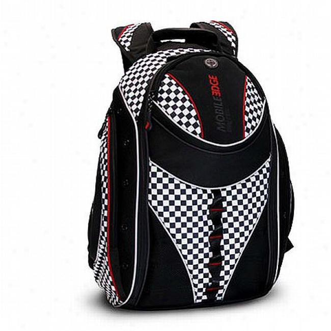 Mobile Edgeexpress Backpack - B/w Checker