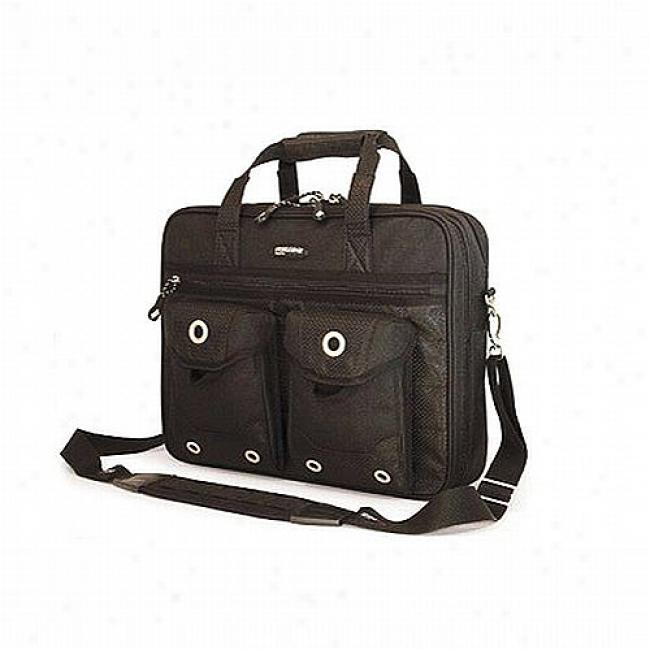 Mobile Edgethe Edge Briefcase, Black