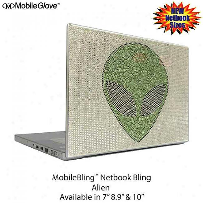 Mobilebling Netbooi Cover Alien, 7