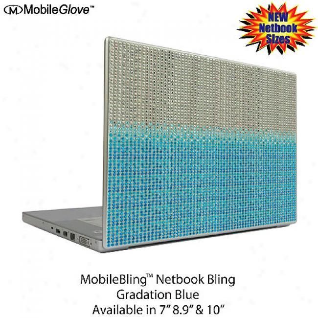 Mobilebling Netbook Cover Gradation Blue, 7
