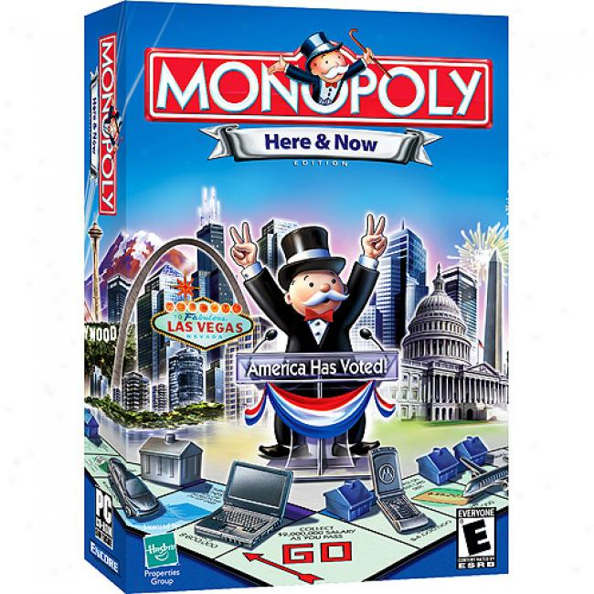 Monopoly Here & Now Edition Software Game