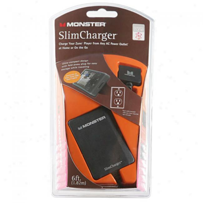 Monster Cable Slimcharger For Zune