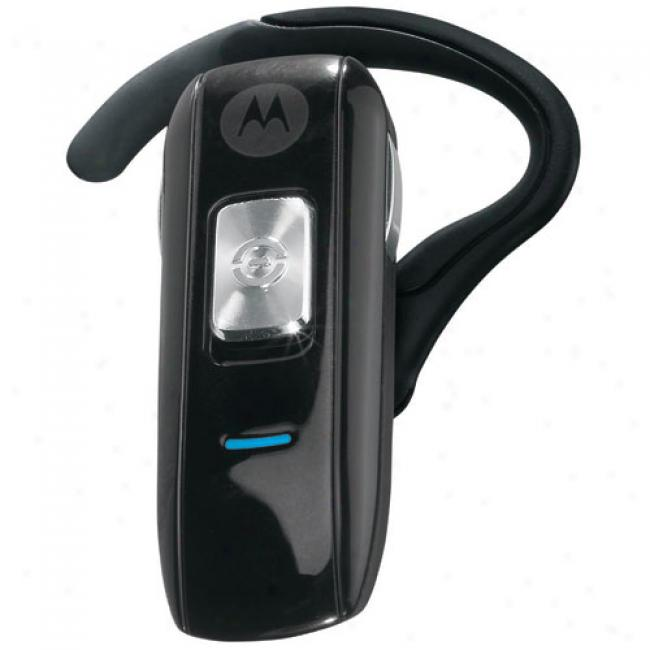Motorola Bluetooth Headset H670 (black)