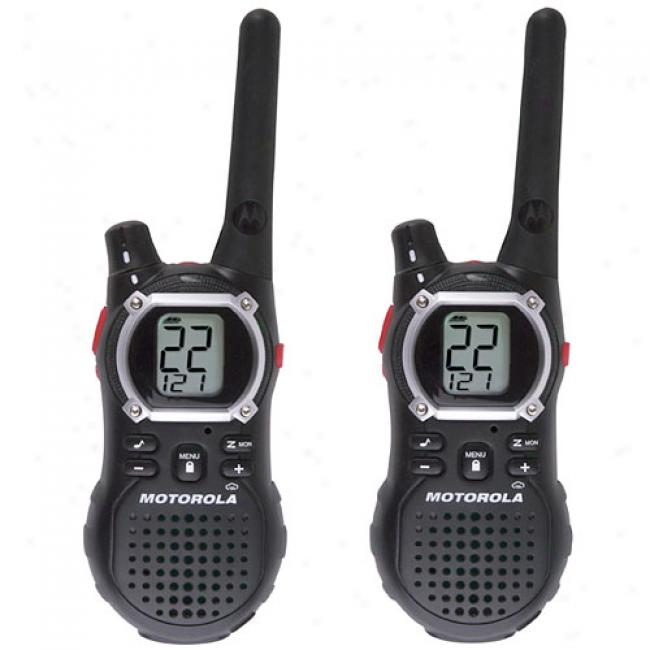 Motorola Em1000r Two-way Radio
