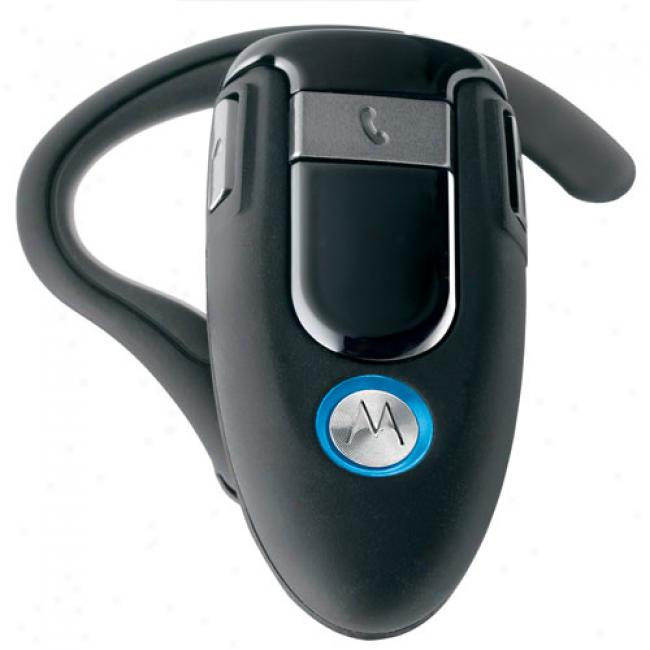 Mptorola H500 Bluetooth Black Headset
