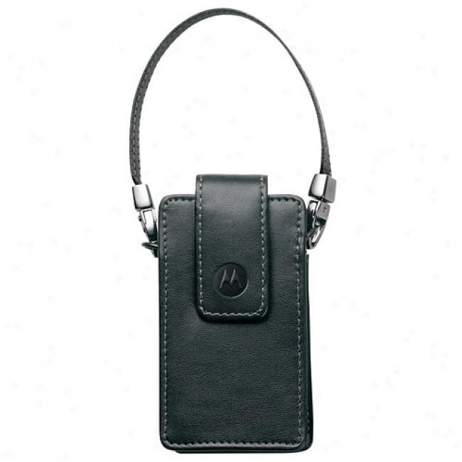 Motorola Razr Fashion Case, Black