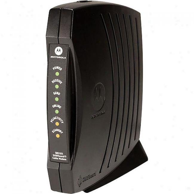 Motorola Surfboard Cable Modem - Wired