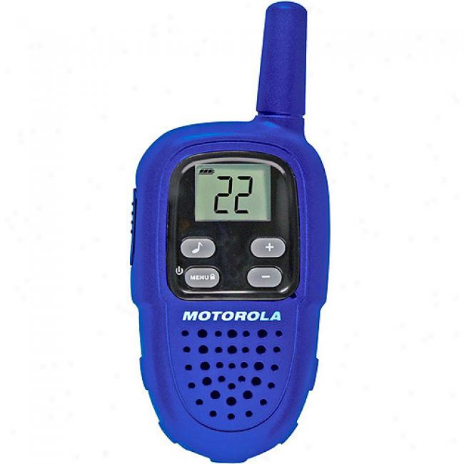 Motorola Talkabout Fv300aa Two-way Radio