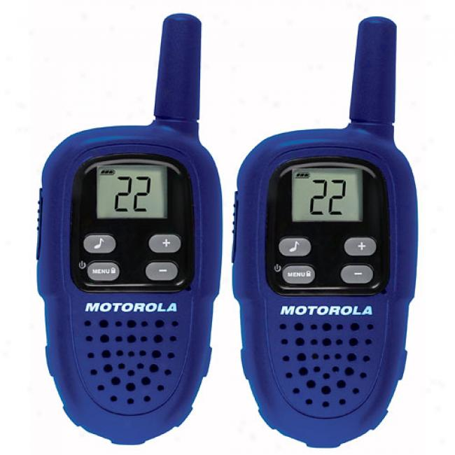Motorola Talkabout Fv300r Two-way Radio
