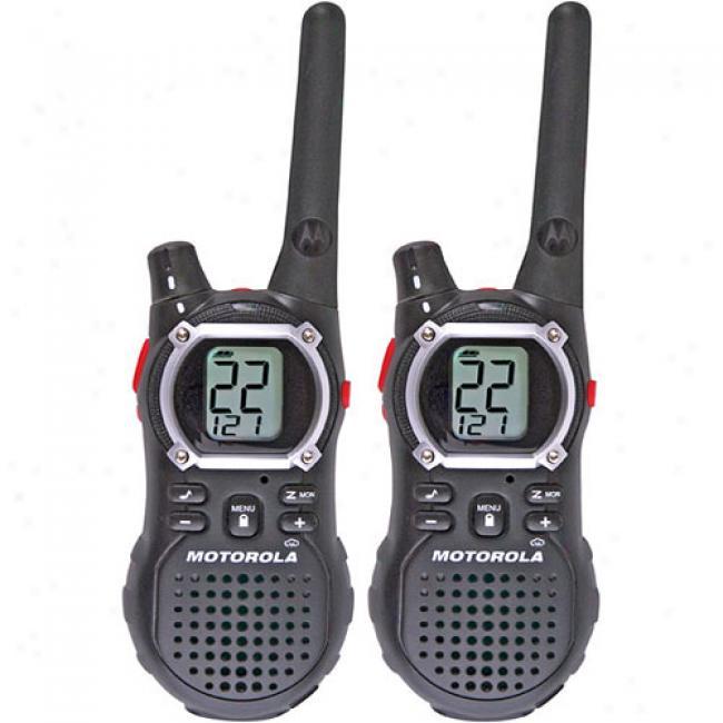 Motorola - Talkabout Gmrs/frs 2-way Radios