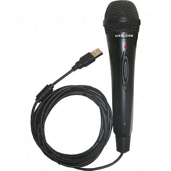 Nady Usb Dynamic Microphone
