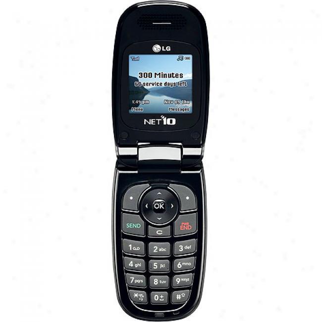 Net Lg 400 Gsm Handset