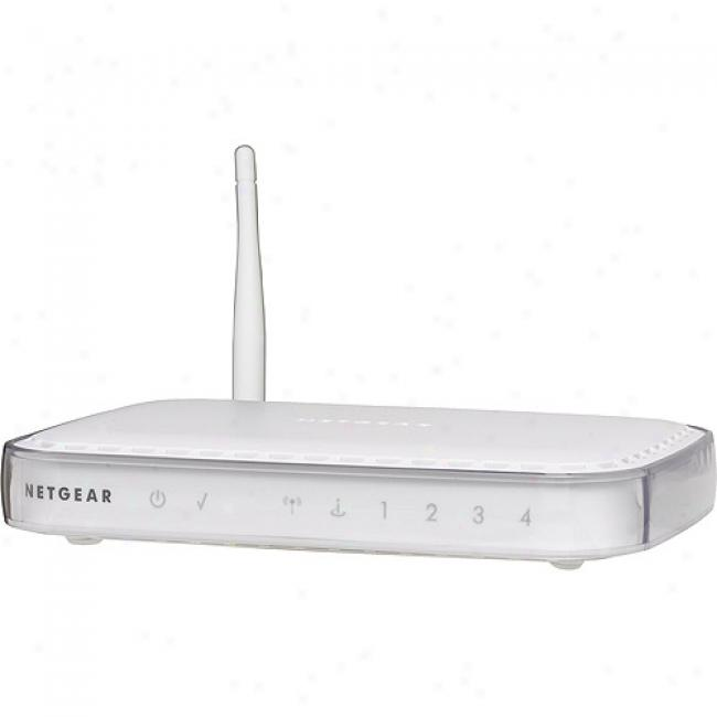 Netgear Open Source Wireless-g Rout3r