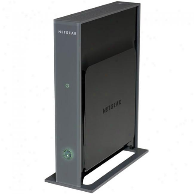 Netgear Wnhde-111 Wireless-n & A Hd Access oPint & Build a ~ over