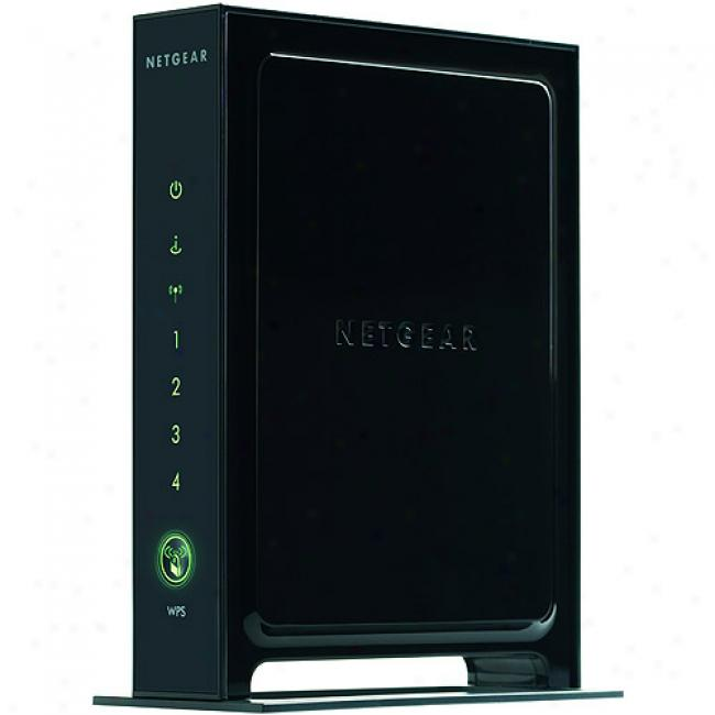 Netgear Wnr2000 Wireless N Router