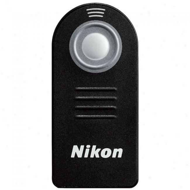 Nikon Wireless Remote Control In spite of Digital Slrs - D40, D40x, D60, D80